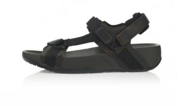 FitFlop Fitness Shoes Hyker Mens Brown Mens Footwear Sandal